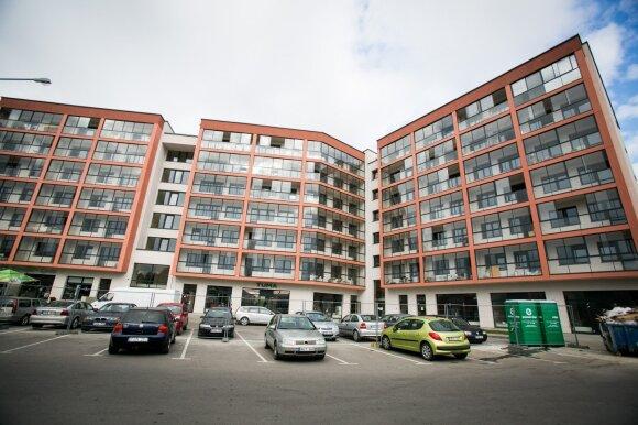 Lietuviai ignoruoja pavojaus ženklus: butų pardavimai pasiekė prieškrizinį lygį