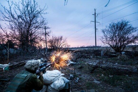 Kremliuje prieglobstį radęs garsusis bėglys pažėrė kaltinimų lietuviams: jų snaiperiai šaudė į žmones