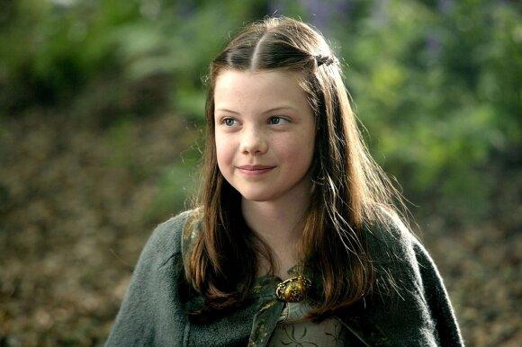 "Georgie Henley filme ""The Chronicles of Narnia"""
