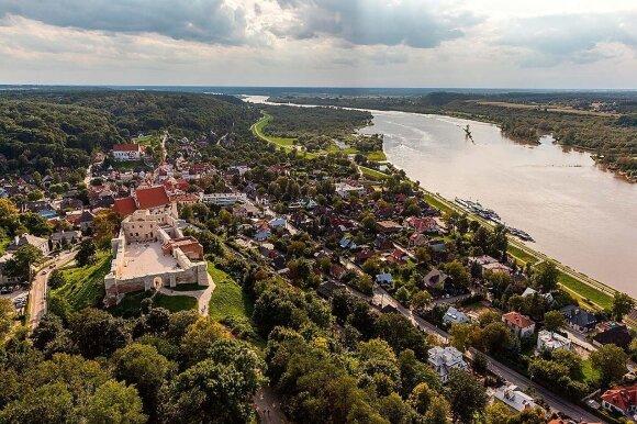 Prof. Alfredo Bumblausko vadovaujama Nacionalinė ekspedicija Vysla sulaukė didelio lenkų visuomenės ir žiniasklaidos susidomėjimo