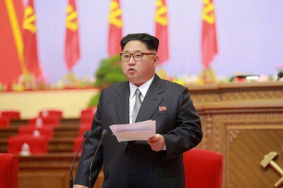 Šiaurės Korėja: iš ko gyvena uždariausias pasaulyje režimas?