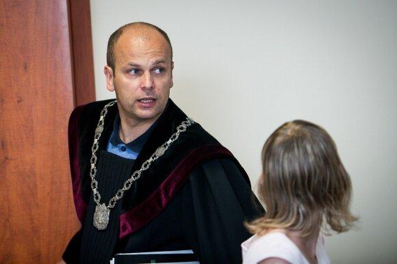 Teisėjas Marijus Kursevičius