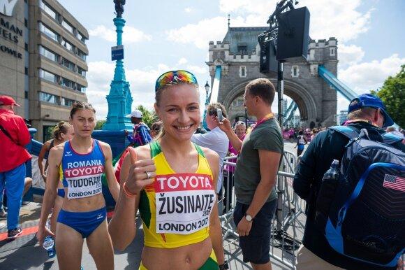 Pasaulio lengvosios atletikos čempionatas: moterų maratonas