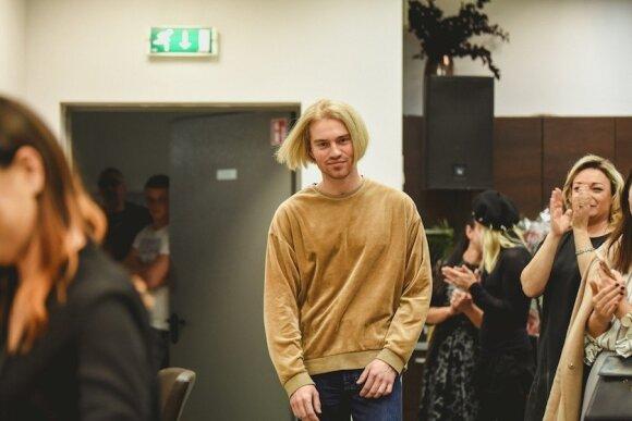 Plaukų stilistės R. Morozovienės salone – šukuosenų šou