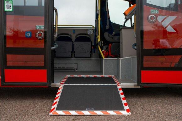 Kauno gatvėse – 30 naujų mažųjų autobusų