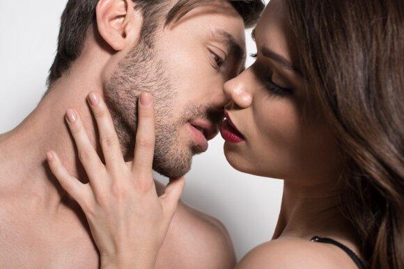 Kokius klausimus apie seksą dažniausiai užduoda vyrai?