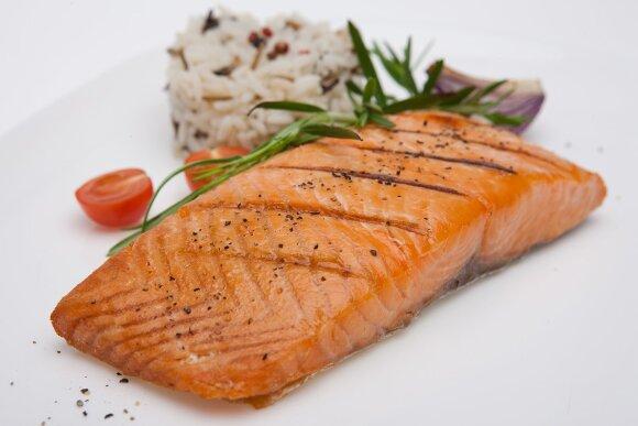 Garnyrai, labiausiai tinkantys prie žuvų patiekalų