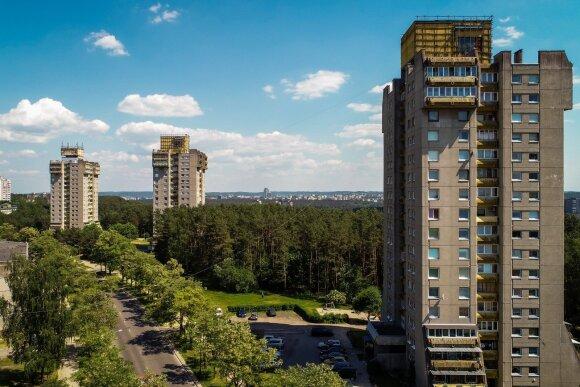 Lietuviai papuola į aklavietę: tenka rinktis geriausią būstą iš blogiausių