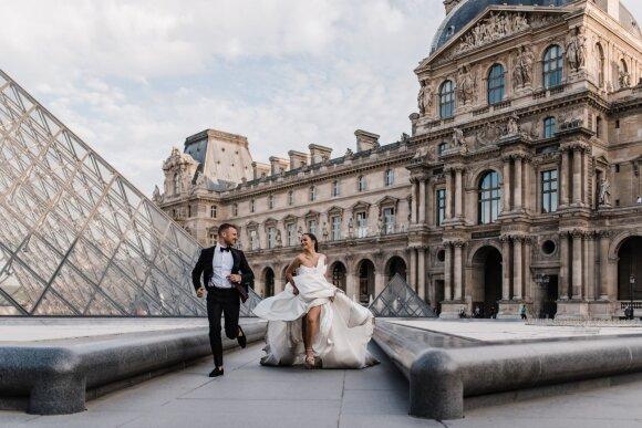 Simonos ir Mindaugo Lipnių vestuvinė fotosesija / Foto: Gabrielė Švirinė