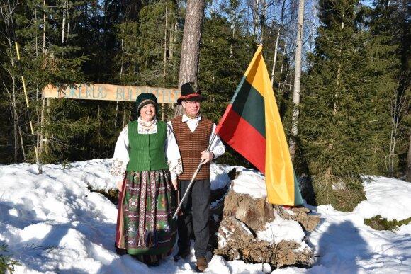 Elena ir Skirmantas Valiuliai