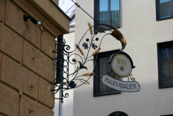 Miunchenas – alus, bokštai ir vyriškos pramogos