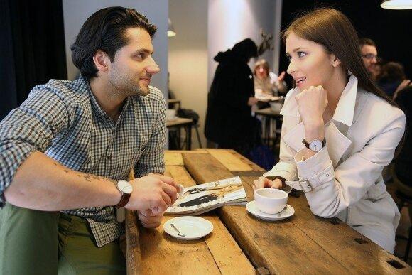Vestuves planuojanti žavioji pora: ne kiekvienas vaikas turi progą sudalyvauti tėvų vestuvėse