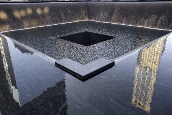 Paminklas rugsėjo 11-osios aukoms