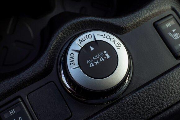 """""""Nissan X-Trail 4WD"""""""