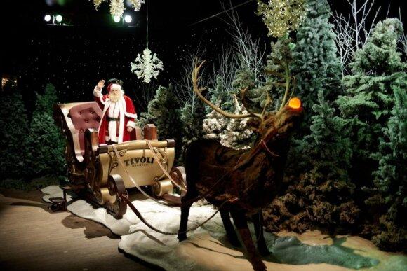 Kalėdinis Tivolis