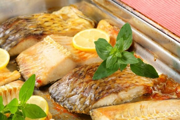 Ne tik silkė: šia žuvimi galite paįvairinti švenčių stalą