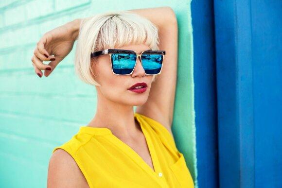 Papasakojo, kaip išsaugoti šviesią plaukų spalvą namuose: kelios taisyklės padės atrodyti, kaip ką tik apsilankius salone