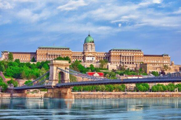 Budos pilis, Budapeštas, Vengrija