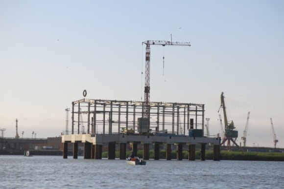 How will Lithuania's LNG terminal work?
