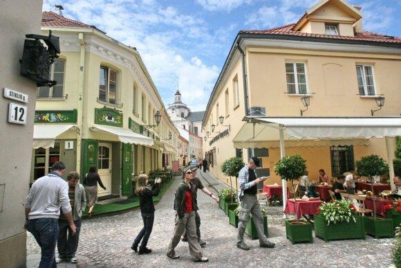Vilniaus viešbučiams – aukso amžius: turistų daugėja, bet užsieniečiai sostinėje kai ko pasigenda