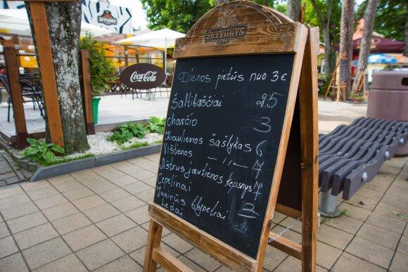 Dienos pietų pasiūlymai J. Basanavičiaus gatvėje