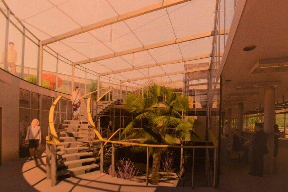 Bumelis statys viešbutį su SPA Šventojoje: orientuojamasi ne į paprastą poilsį