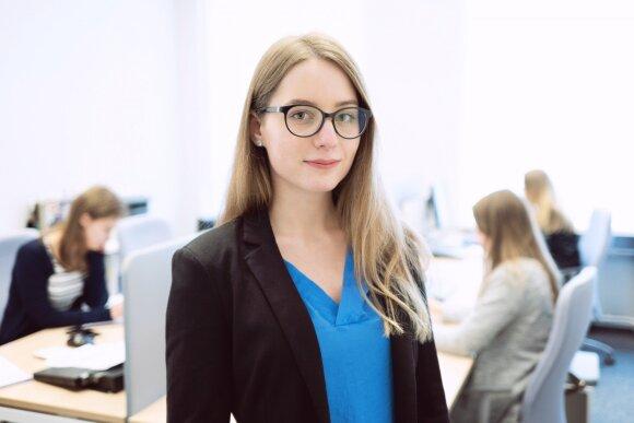 Vilniaus universiteto Teisės klinikos konsultantė Gita Šabanaitė