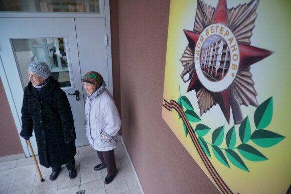Karo veteranai Rusijoje