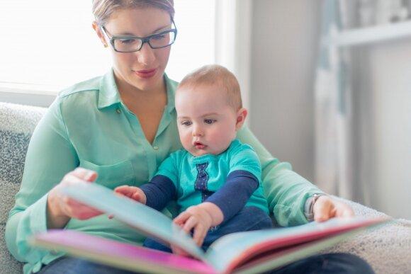 Vienas paprastas būdas užauginti protingą vaiką