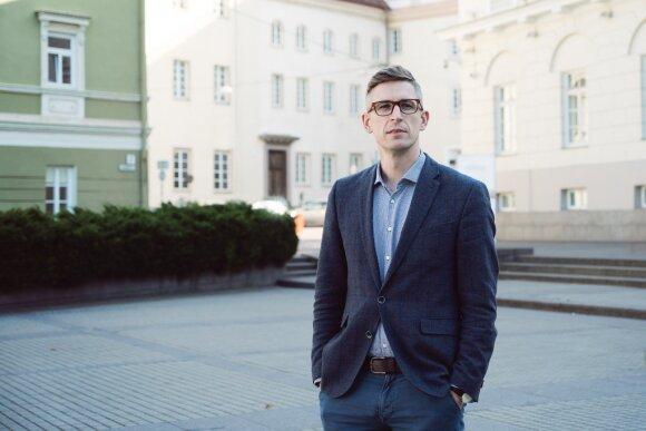 Istorikas N. Černiauskas