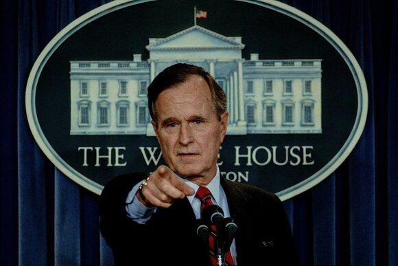 George'as H. W. Bushas