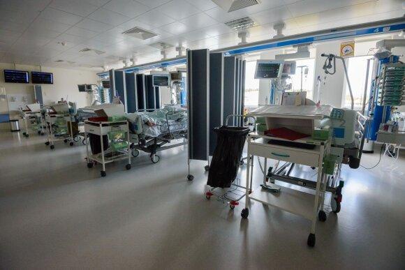 Reanimacijos darbas iš arti: kai kurie pacientai – kaip granatos su ištrauktu žiedu