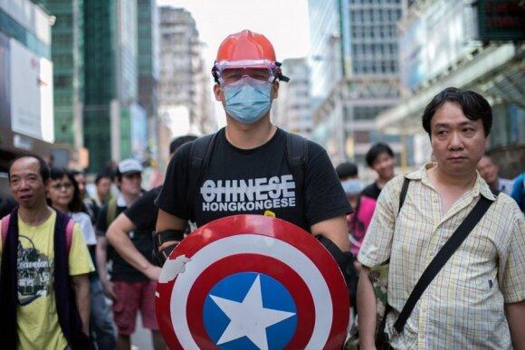 Kas vyksta Honkonge: įvykių analizė
