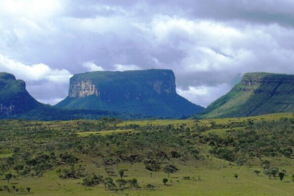 Kanaimos nacionalinis parkas (CC BY-SA 2.0/ Rafael Estrella nuotr.)