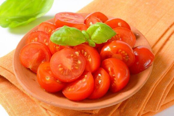 Vynuoginiai pomidorai