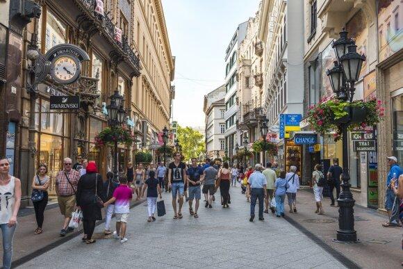 5 miestai, kuriuos 2019-asiais turėtų aplankyti mados gerbėjai