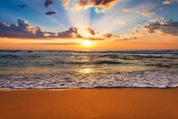 Kodėl sūrus jūros vanduo yra negeriamas?