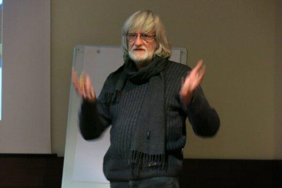 Architektas Gintaras Klimavičius
