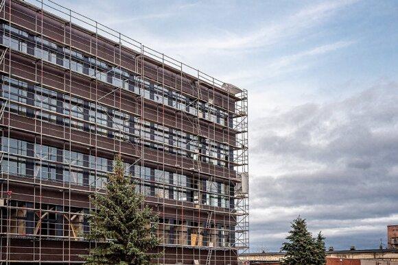 Loftai Paneriuose. Mažiausių loftų kaina nesiekia 20 tūkst. eurų