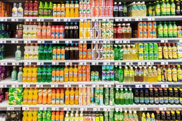 Veryga sugalvojo, kuo pakeisti cukraus mokestį