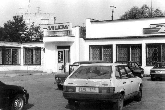 """Daktarų valdomas restoranas """"Vilija"""""""