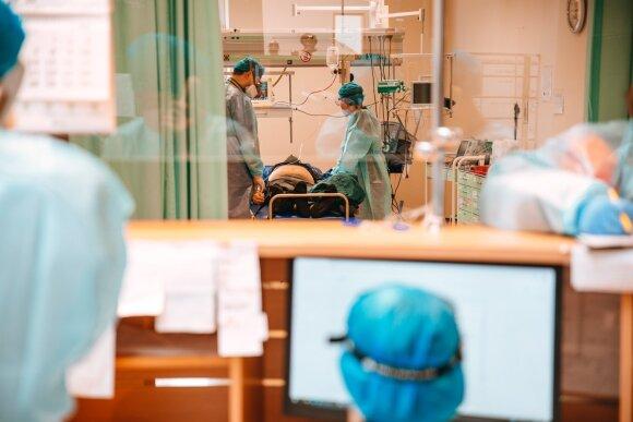 Lingienė: epidemiologų dėmesys krypsta į dvi Kauno ligonines