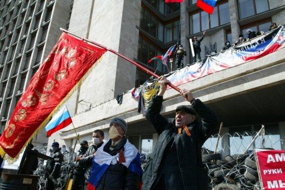 Kokią žinią Europai ir JAV siunčia V. Putinas?