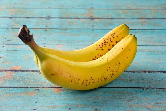 Kaip išsirinkti tobulą bananų kekę: kada rudos dėmelės – geras požymis, o kada – blogas ženklas
