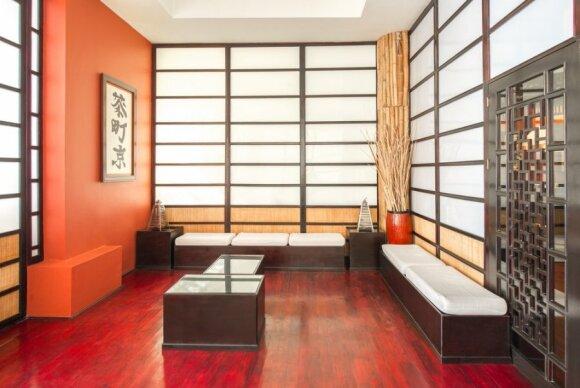 Japoniško interjero pradžiamokslis