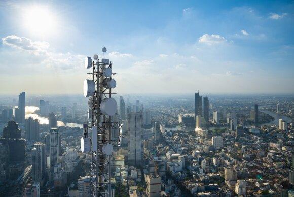 Didžiuosiuose miestuose jau veikia 5G ryšys – štai ką mano merai: turi žinutę gyventojams