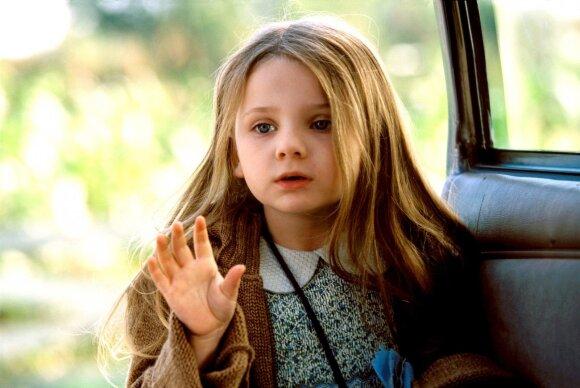 "Abigail Breslin filme ""Signs"""