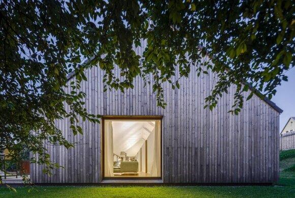 Medis architektūroje