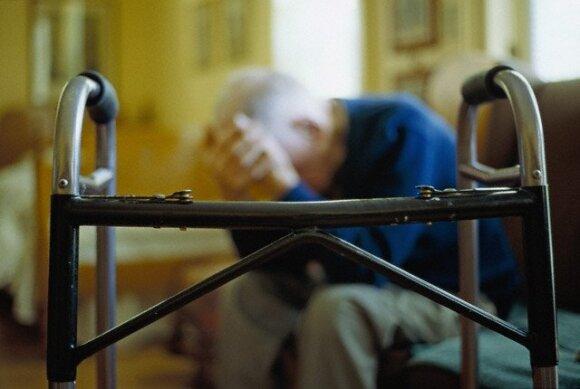 Kaunietė papasakojo, kaip ligoninėje slaugomi senoliai: tai makabriška