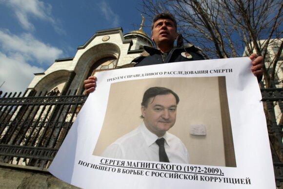 Sergejaus Magnitskio atvaizdas